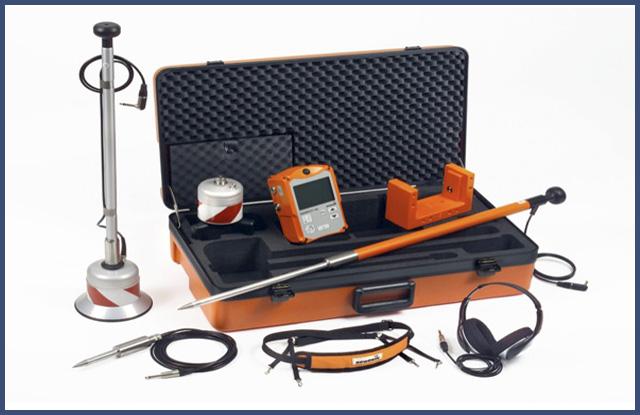 Equipos utilizados por plomeros bogota 691 5964 - Detector de tuberias de agua ...